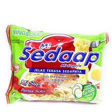 Mie Sedap Soto Mie Flavour