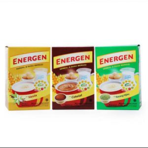 Energen (cereal drink) 3 pcs