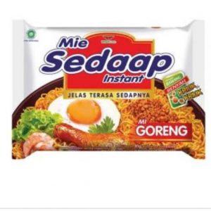 Mie Sedap Goreng/Fried Noodle