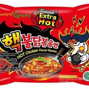 Samyang Extra Hot Fried Noodle