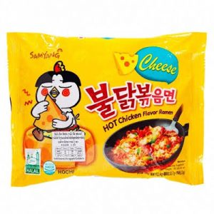 Samyang Cheese Fried Noodle