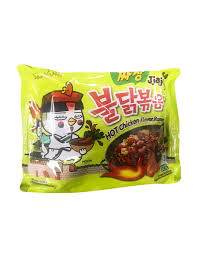 Samyang Jjajang Fried Noodle
