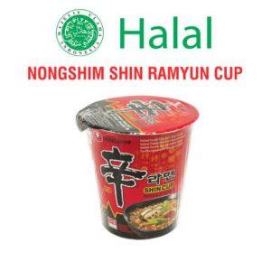 Shin Ramyun Cup