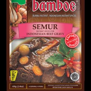 Bamboe Indonesian Beef Gravy (Semur)