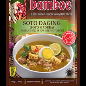 Bamboe Bumbu Soto Madura