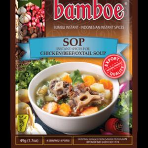 Bamboe Bumbu Sop