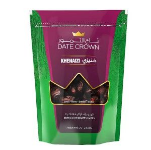 Dates Crown (khenaizi) 250 gr