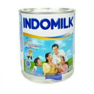Indomilk Condensed milk (susu kental manis)