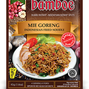 Bamboe Bumbu Mie Goreng
