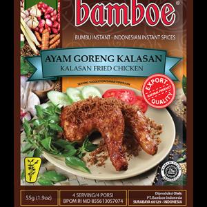 Bamboe Bumbu Ayam Goreng Kalasan