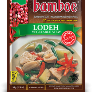Bamboe Vegetable Stew Seasoning (Lodeh)