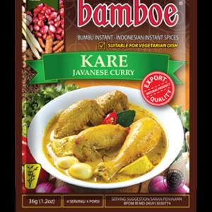 Bamboe Bumbu Kare