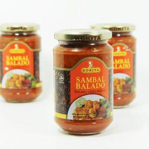 Kokita Sambal Balado