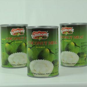 Coconut Meat in Syrup (kelapa muda)