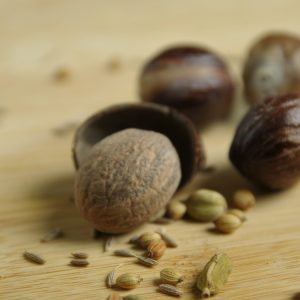 Nutmeg Whole (biji Pala Utuh)25gr