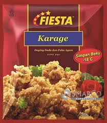 Fiesta Karage 500gr