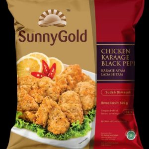 Sunny Gold Karage Lada Hitam