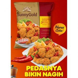 Sunny Gold Karage Ayam Pedas