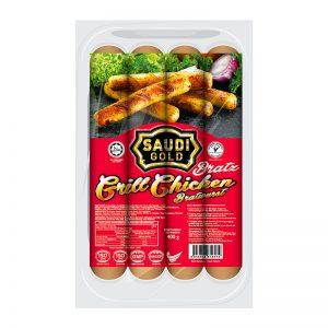 SAUDI GOLD – Grill Chicken Sausage